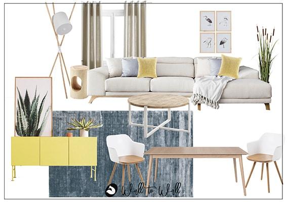Decorador de Interiores Online