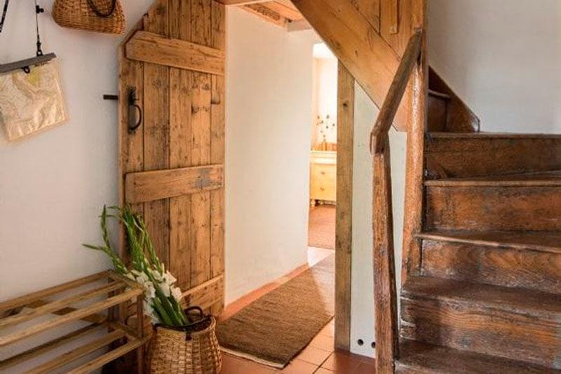 Decoración de interiores con estilo rústico