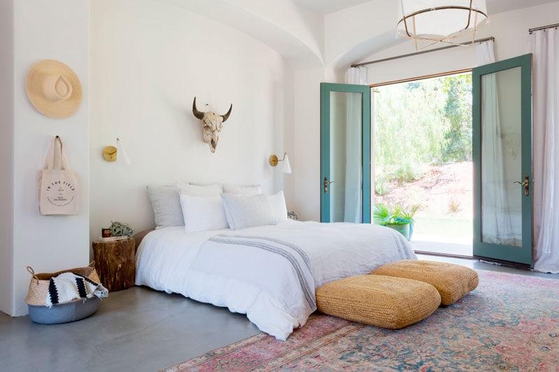 últimas tendencias en la decoración de dormitorios