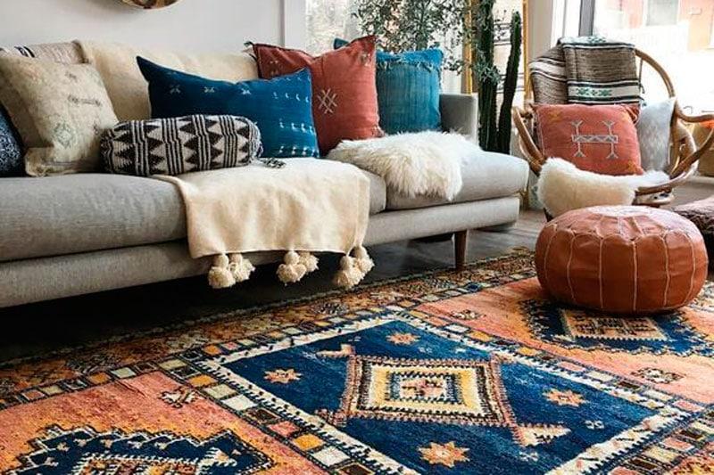 última tendencia en alfombras